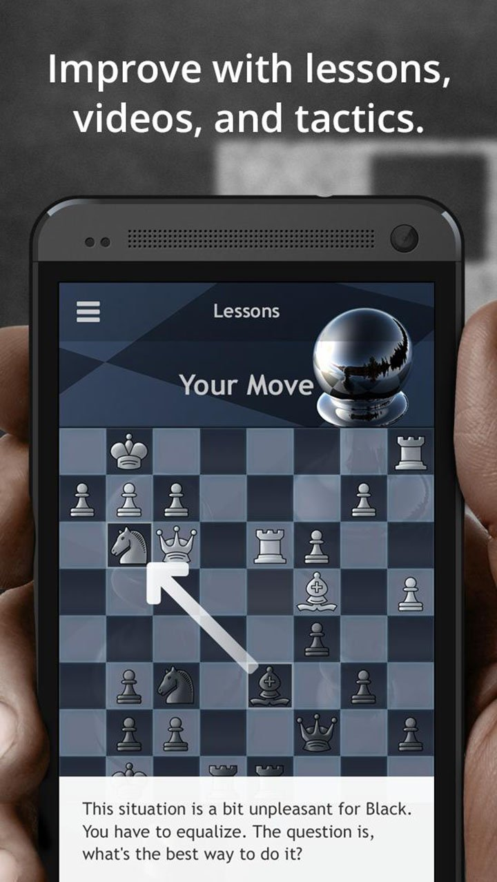 Chess Play and Learn screen 2