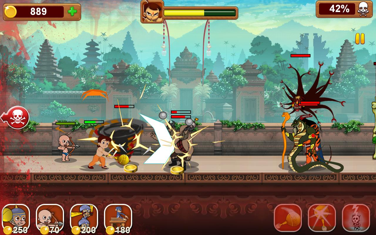 Chhota Bheem The Hero screen 2
