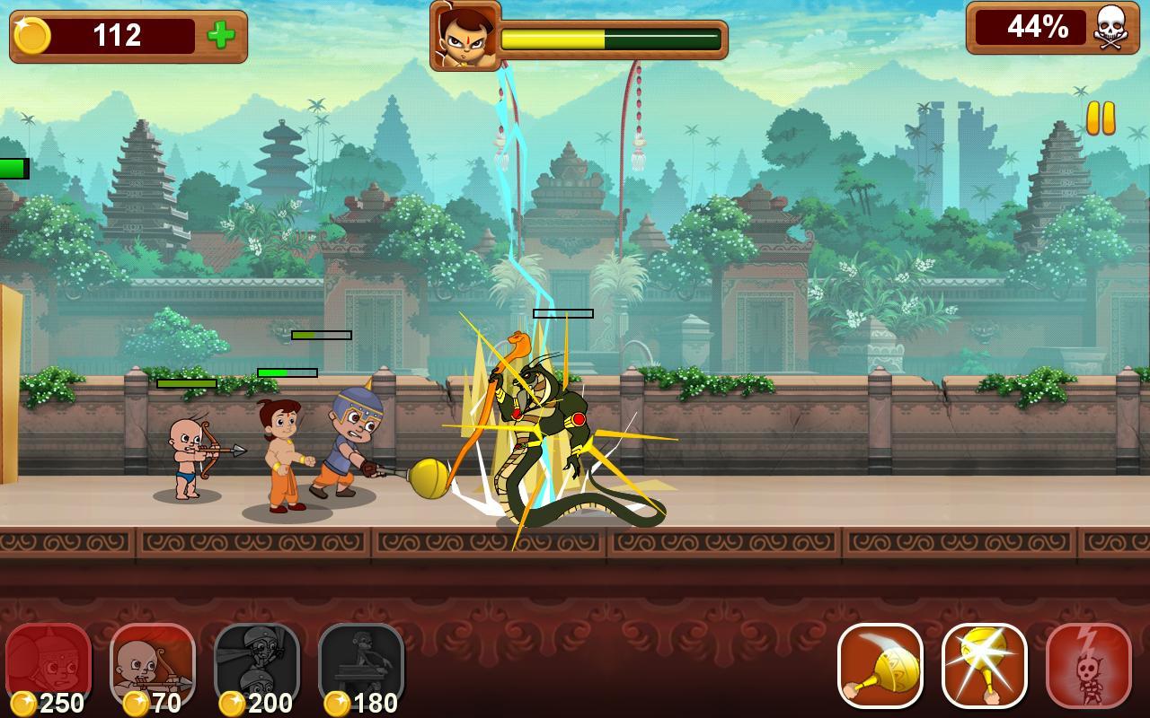 Chhota Bheem The Hero screen 3