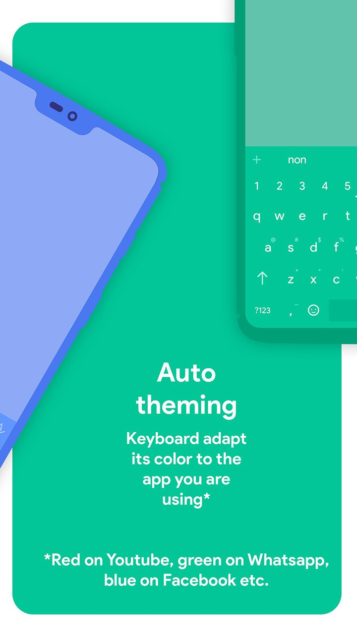 Chrooma Keyboard RGB screen 2
