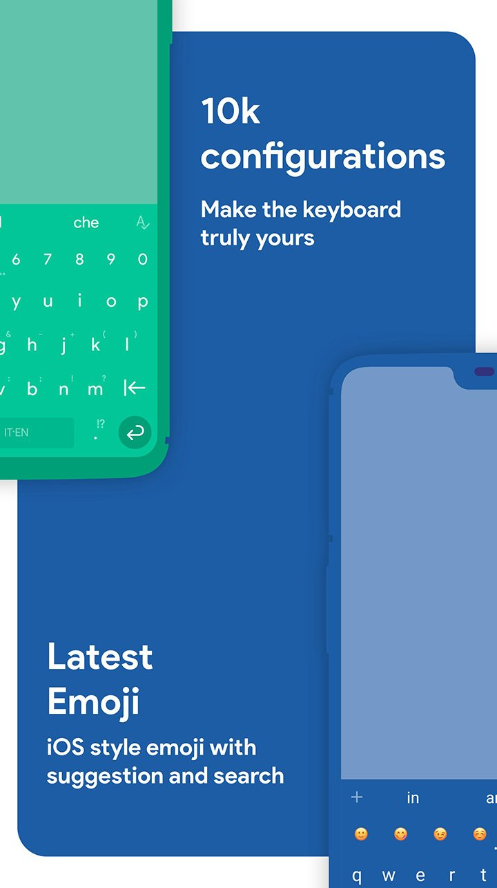 Chrooma Keyboard RGB screen 3