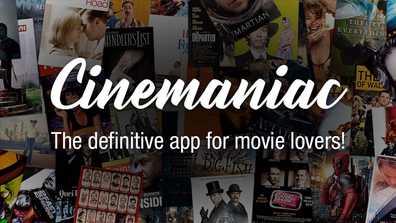 Cinemaniac poster