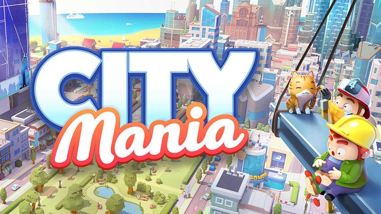 City Mania poster