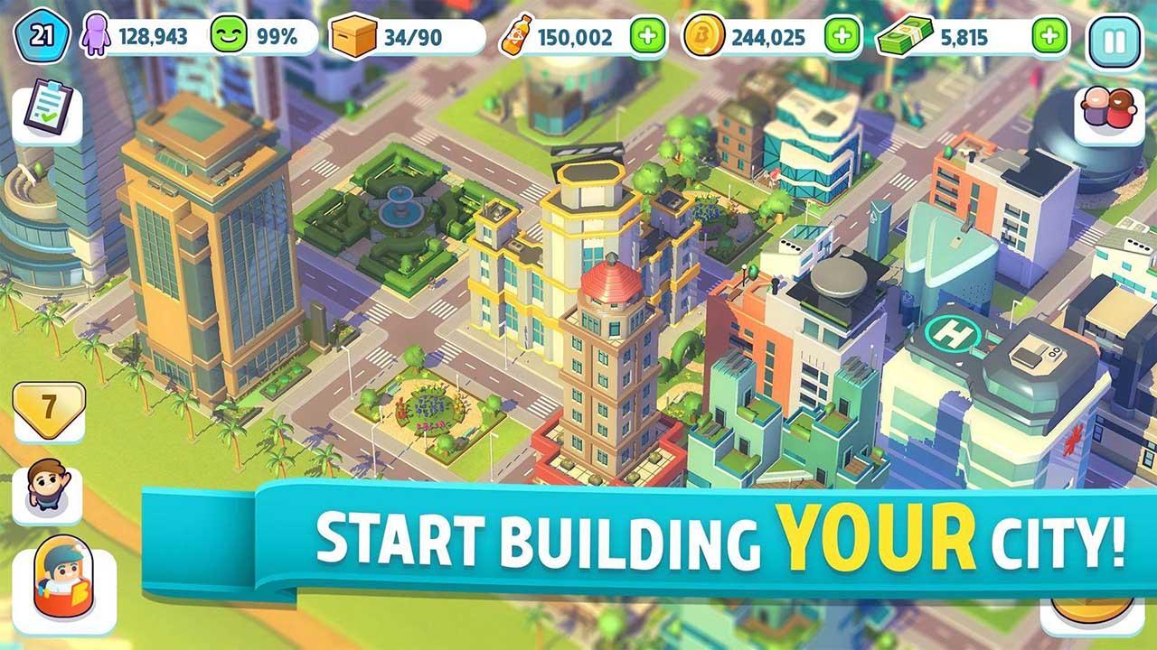 City Mania screen 0