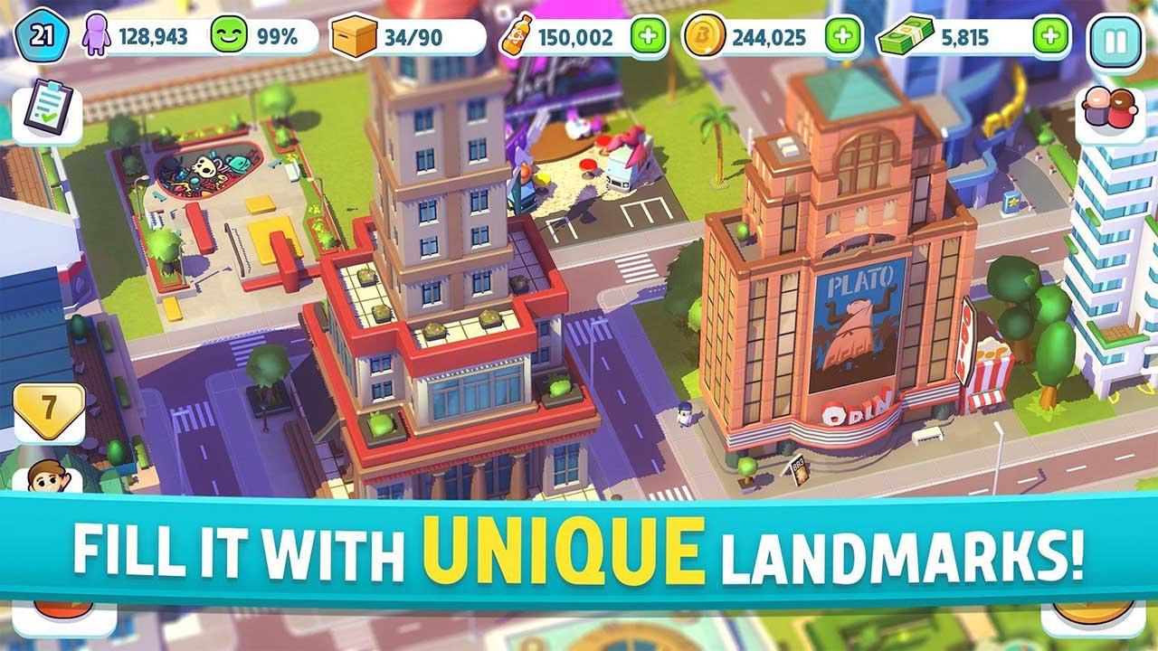 City Mania screen 1