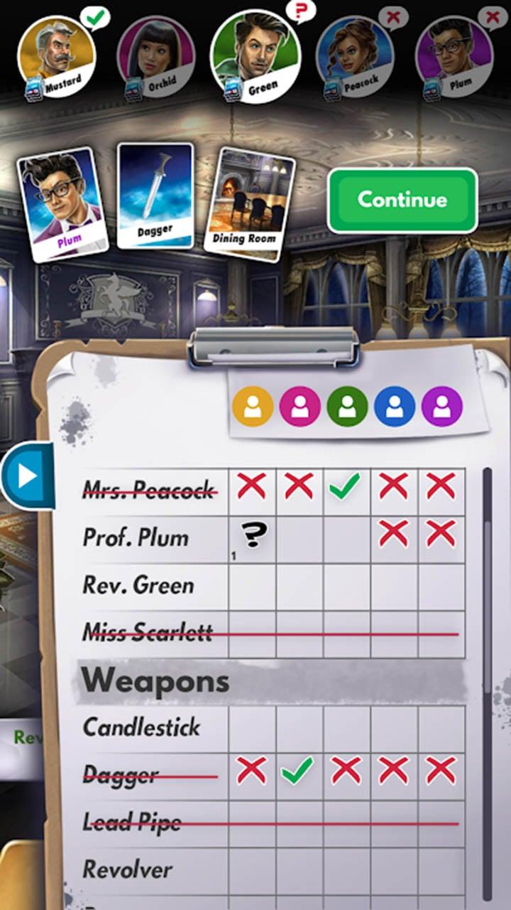 Clue screen 3