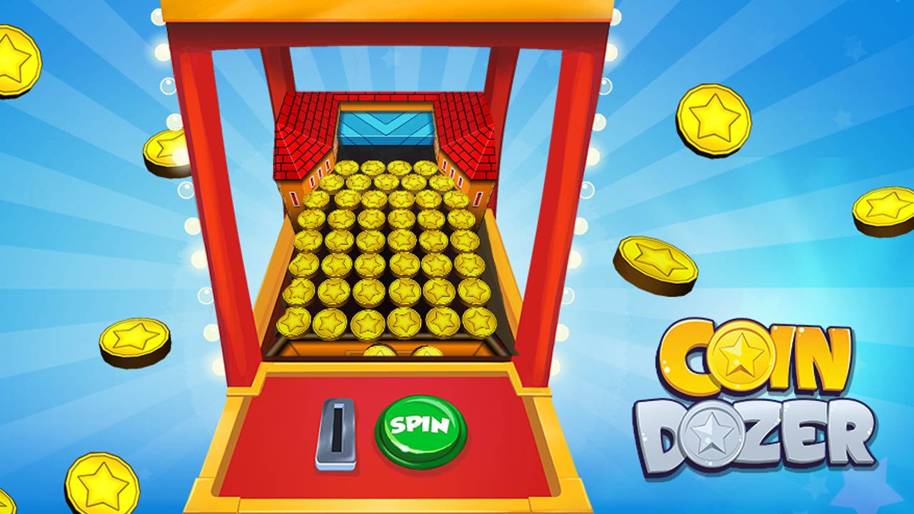 Coin Dozer poster