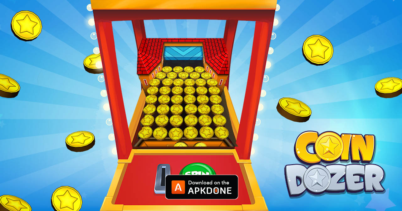Tải xuống Coin Dozer MOD APK 23.7 (Unlimited Money) cho Android