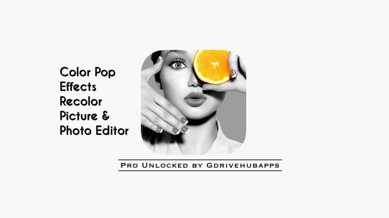 Color Pop Effects poster