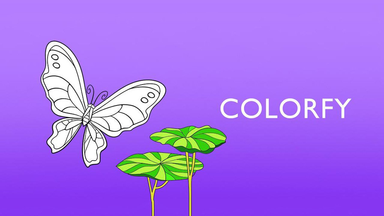 Colorfy plus poster
