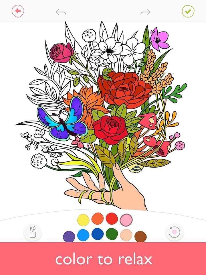 Colorfy plus screen 0