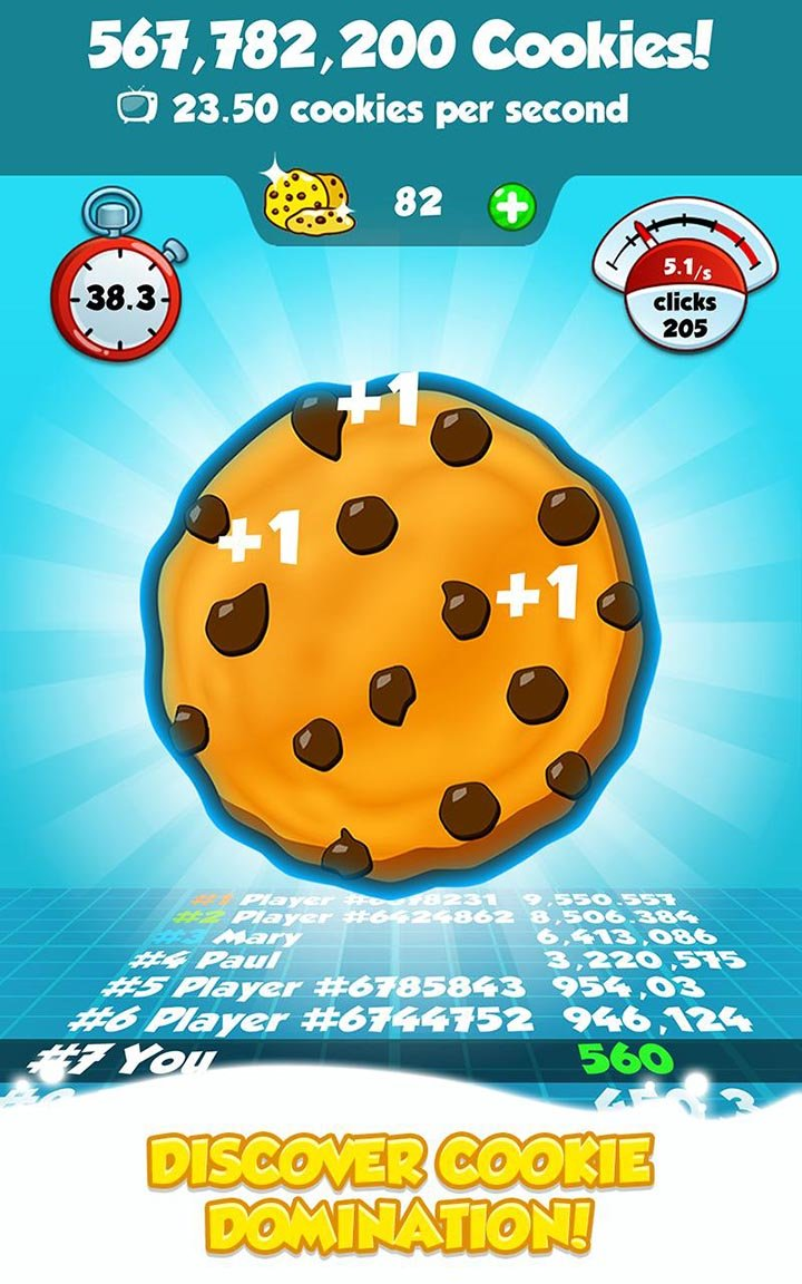 Cookie Clickers 2 screen 4