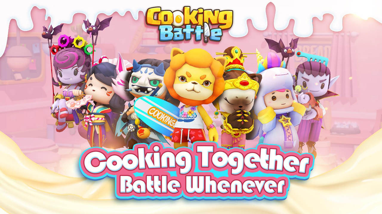 Cooking Battle poster