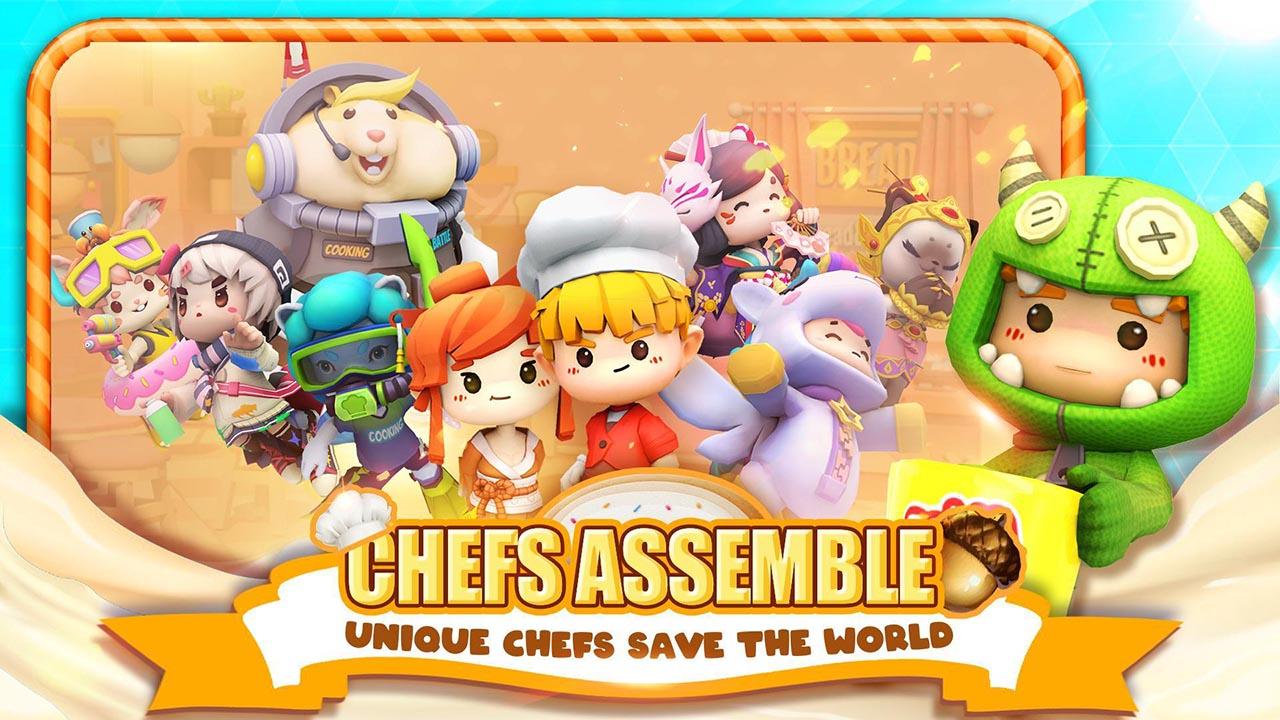 Cooking Battle screen 4