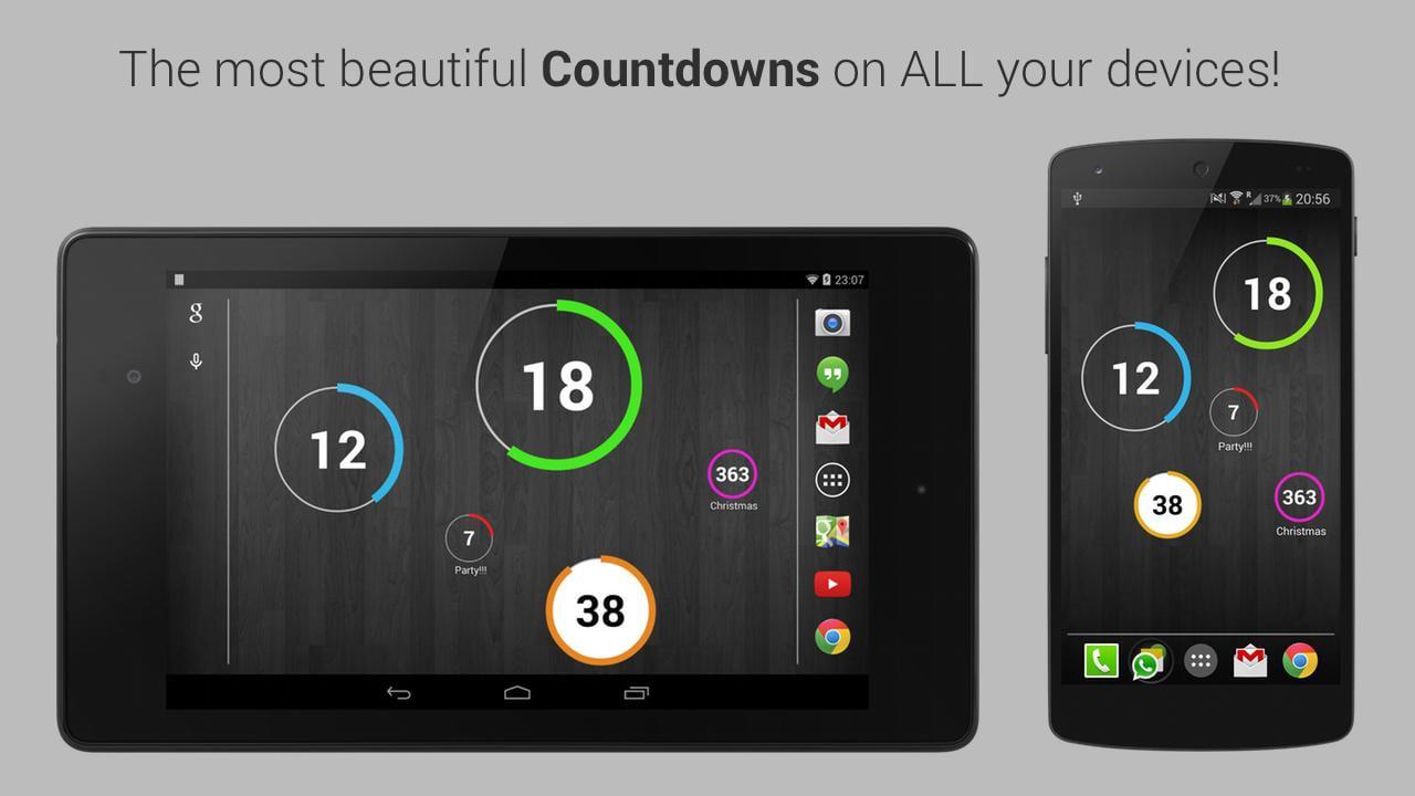 Countdown Widget poster