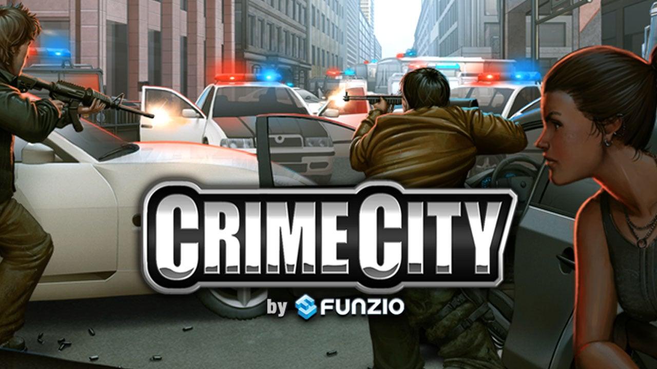Crime City poster
