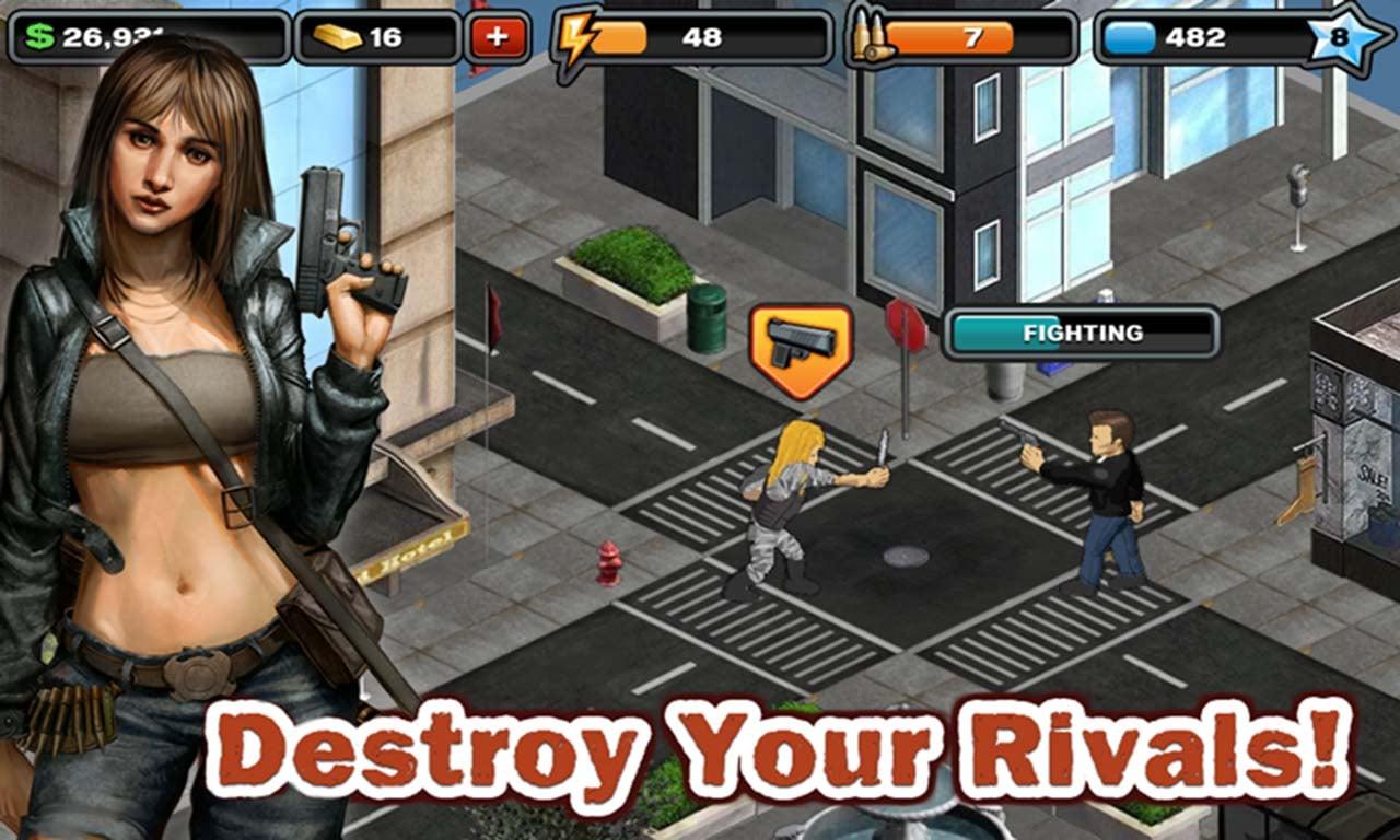 Crime City screen 2