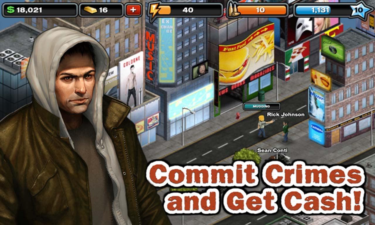 Crime City screen 3