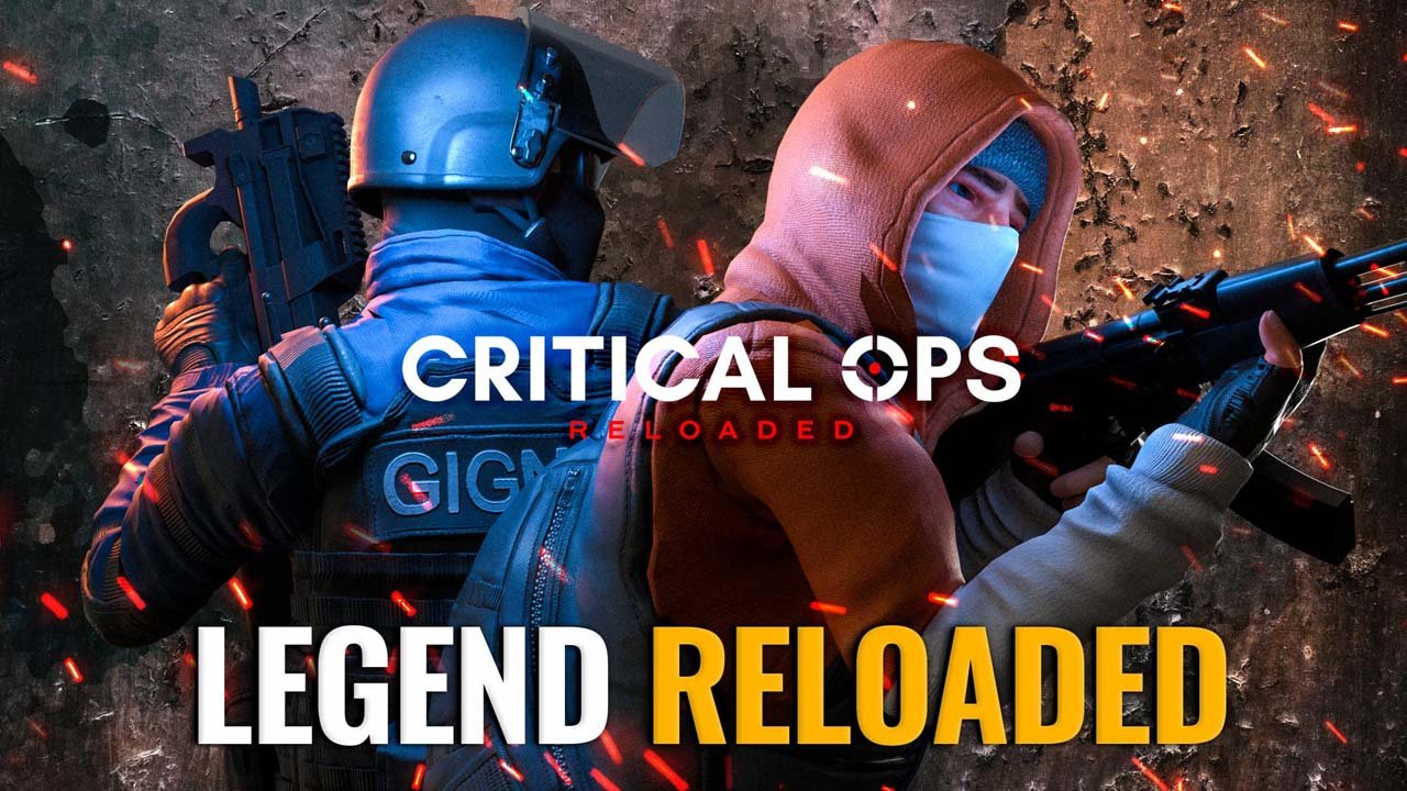 Critical Ops Reloaded poster