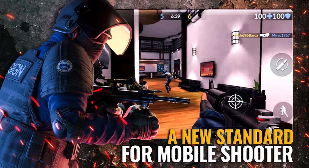 Critical Ops Reloaded screen 1