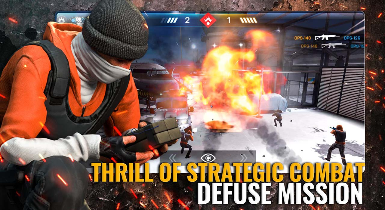 Critical Ops Reloaded screen 3