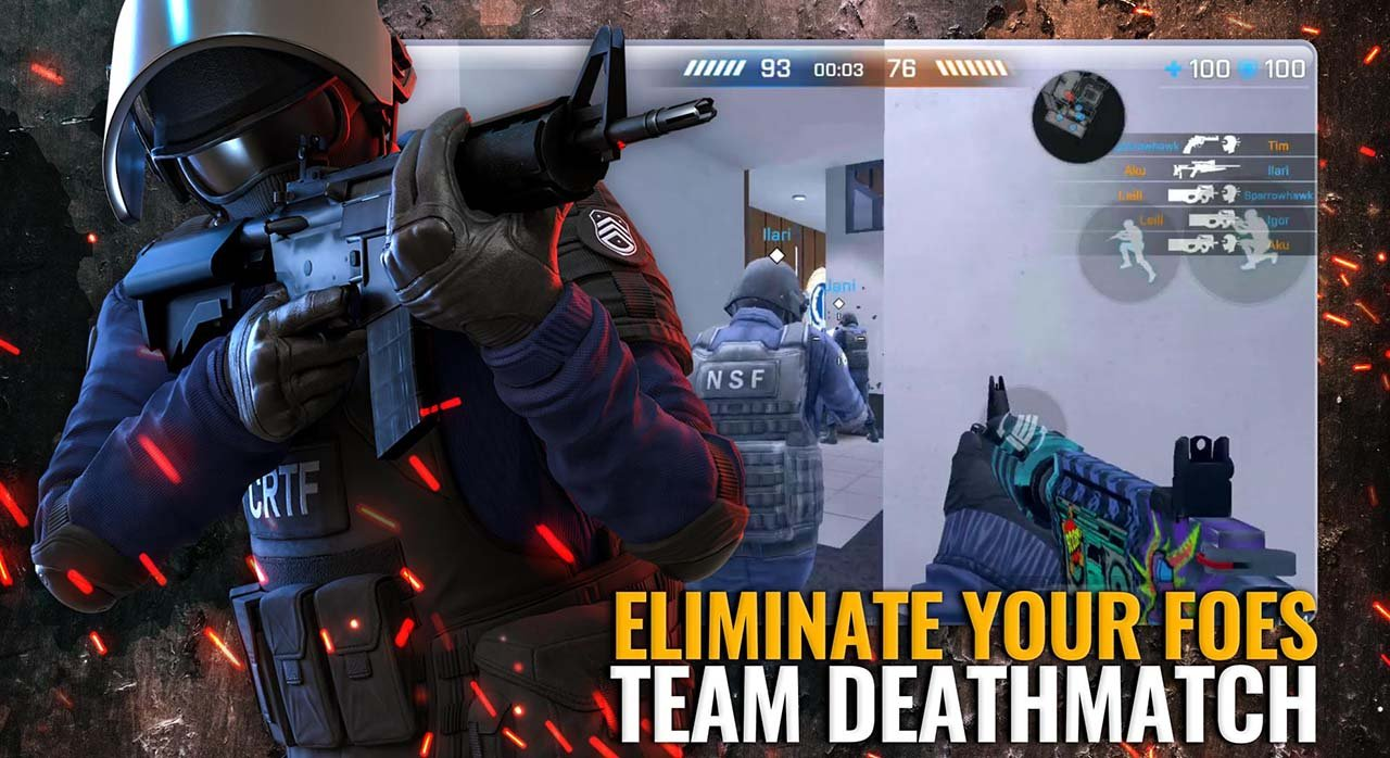 Critical Ops Reloaded screen 4