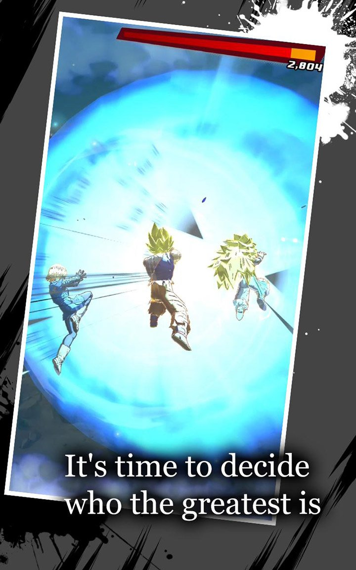 DRAGON BALL LEGENDS screen 2
