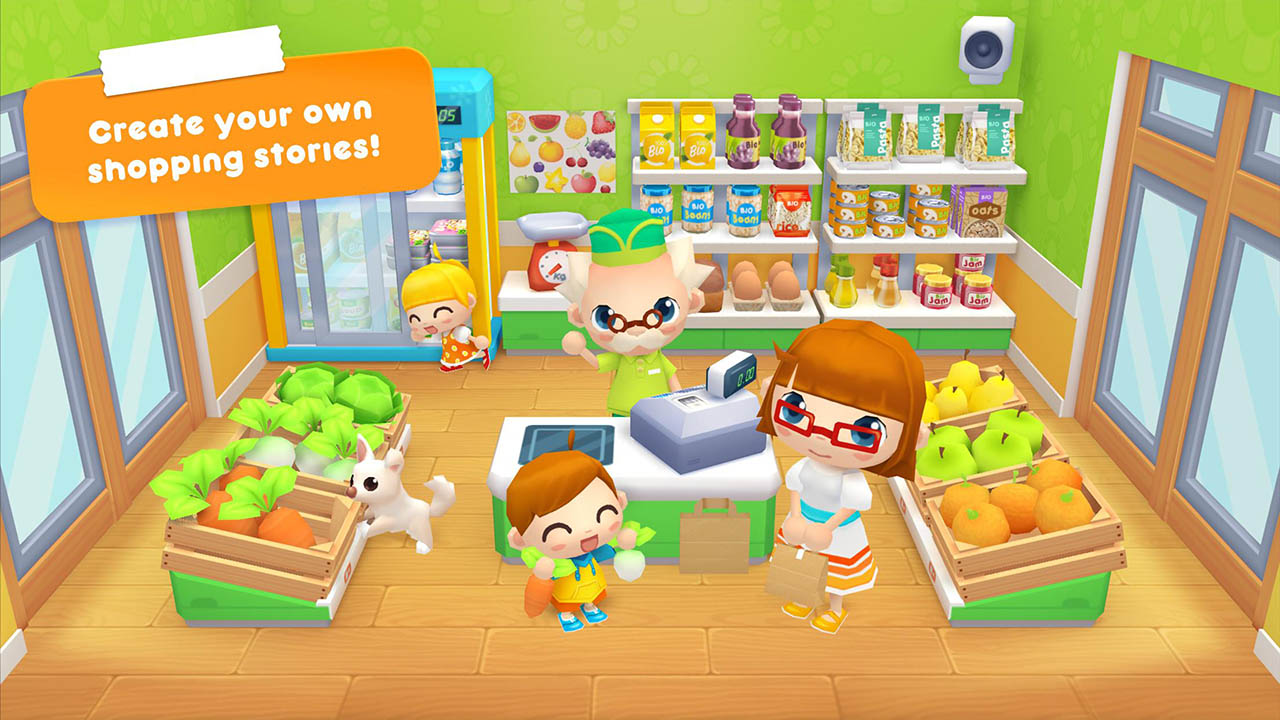 Daily Shopping Stories screen 1