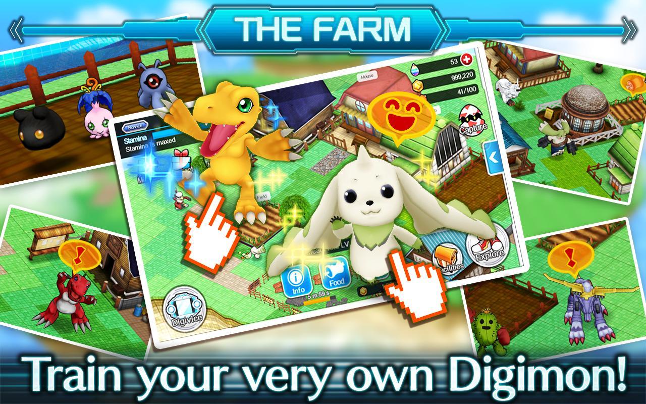 DigimonLinks screen 3