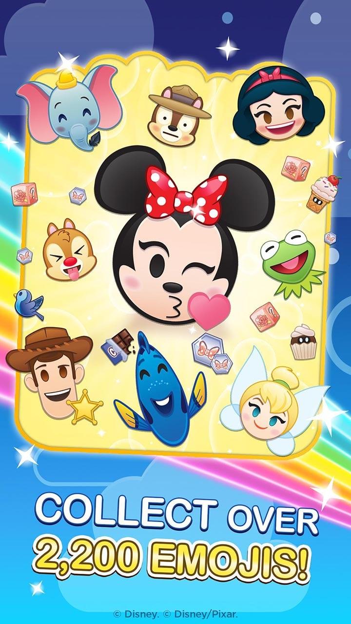 Disney Emoji Blitz screen 1