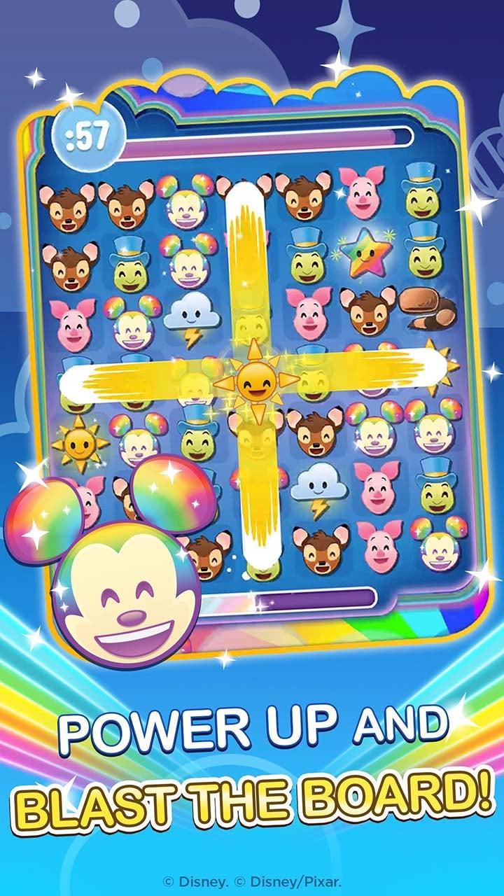 Disney Emoji Blitz screen 2