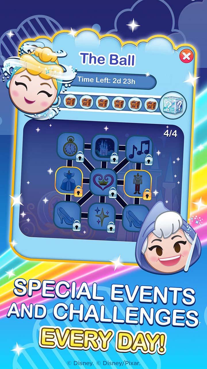 Disney Emoji Blitz screen 3