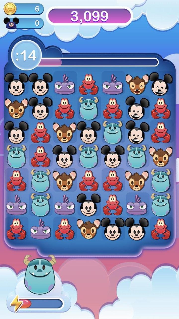 Disney Emoji Blitz screen 5