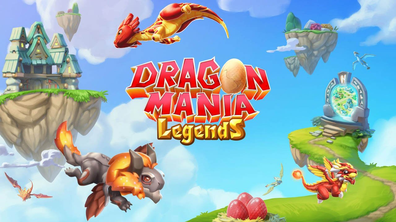 Dragon Mania Legends poster
