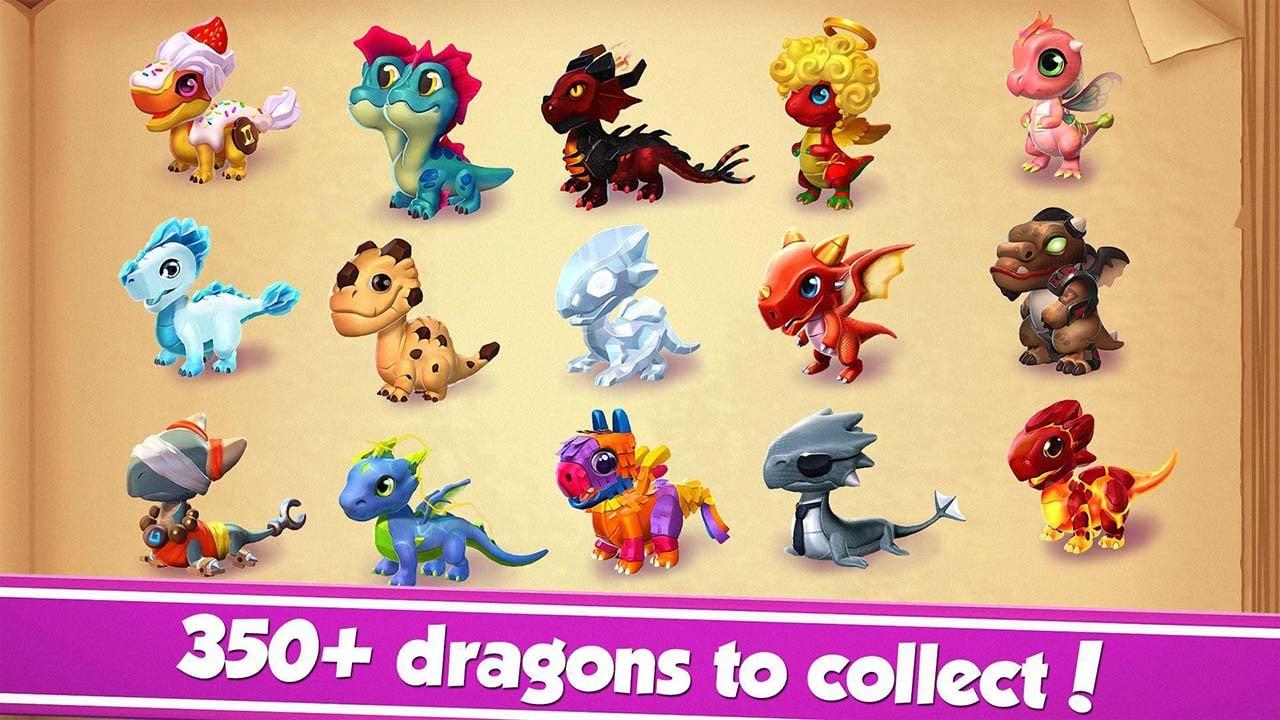 Dragon Mania Legends screen 0