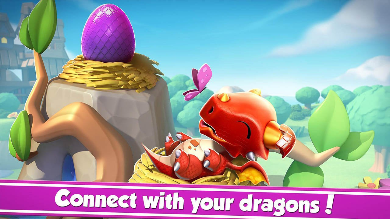 Dragon Mania Legends screen 1