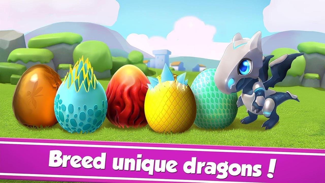 Dragon Mania Legends screen 2