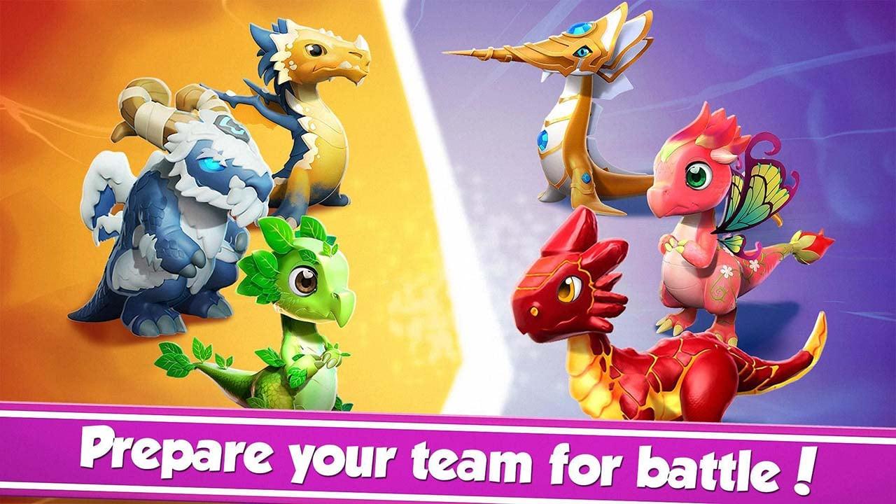 Dragon Mania Legends screen 3