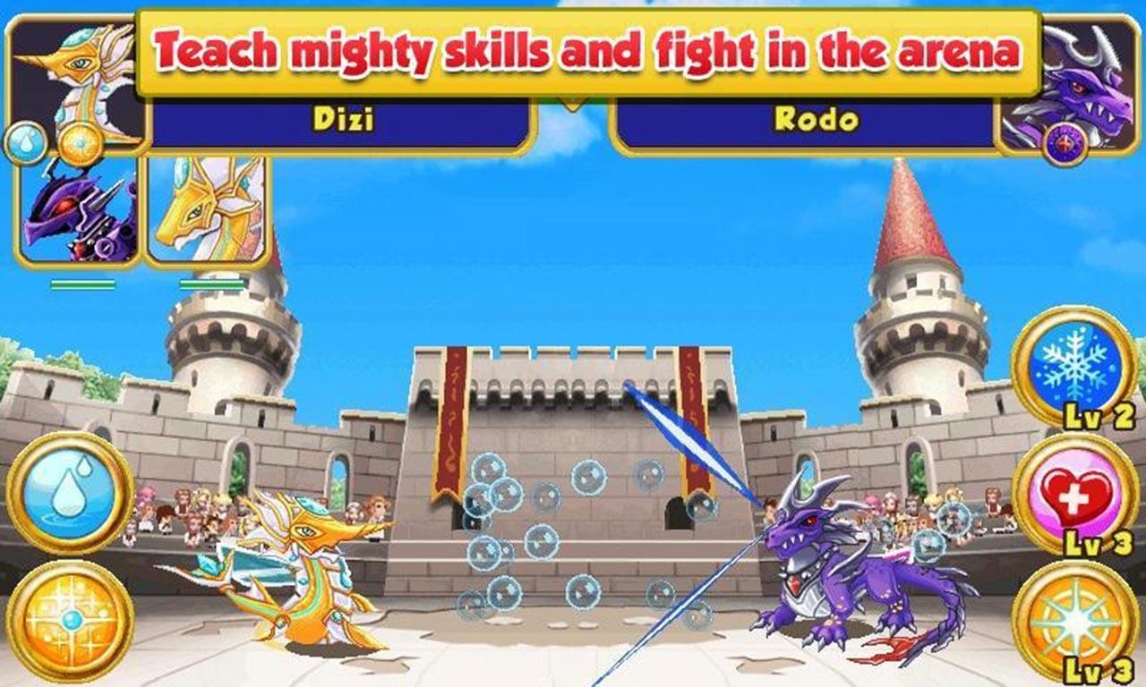 Dragon Mania screen 1