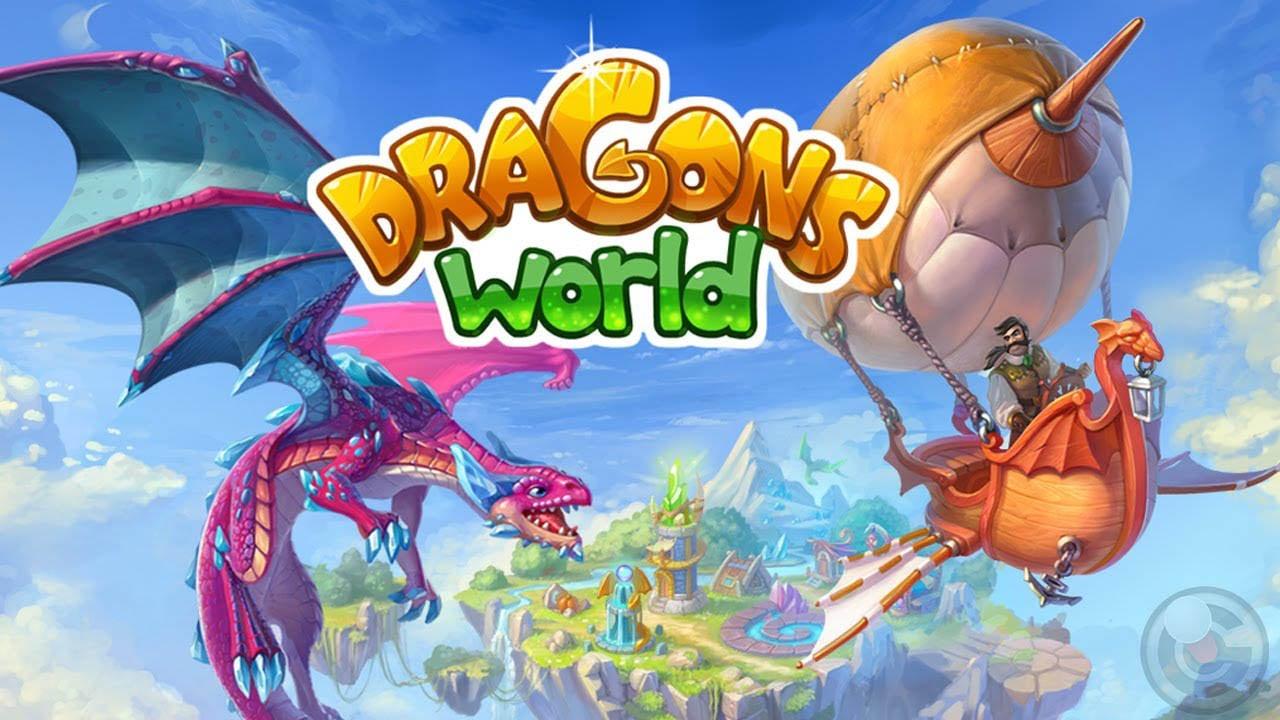 Dragons World poster