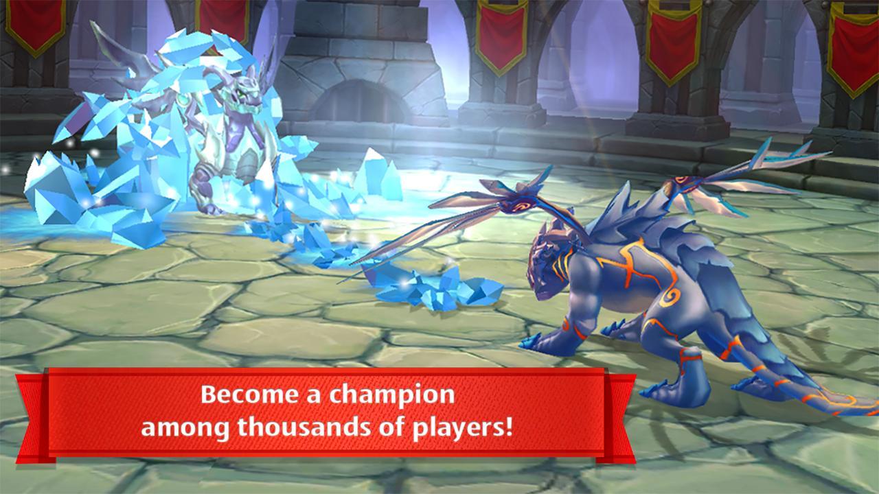 Dragons World screen 3
