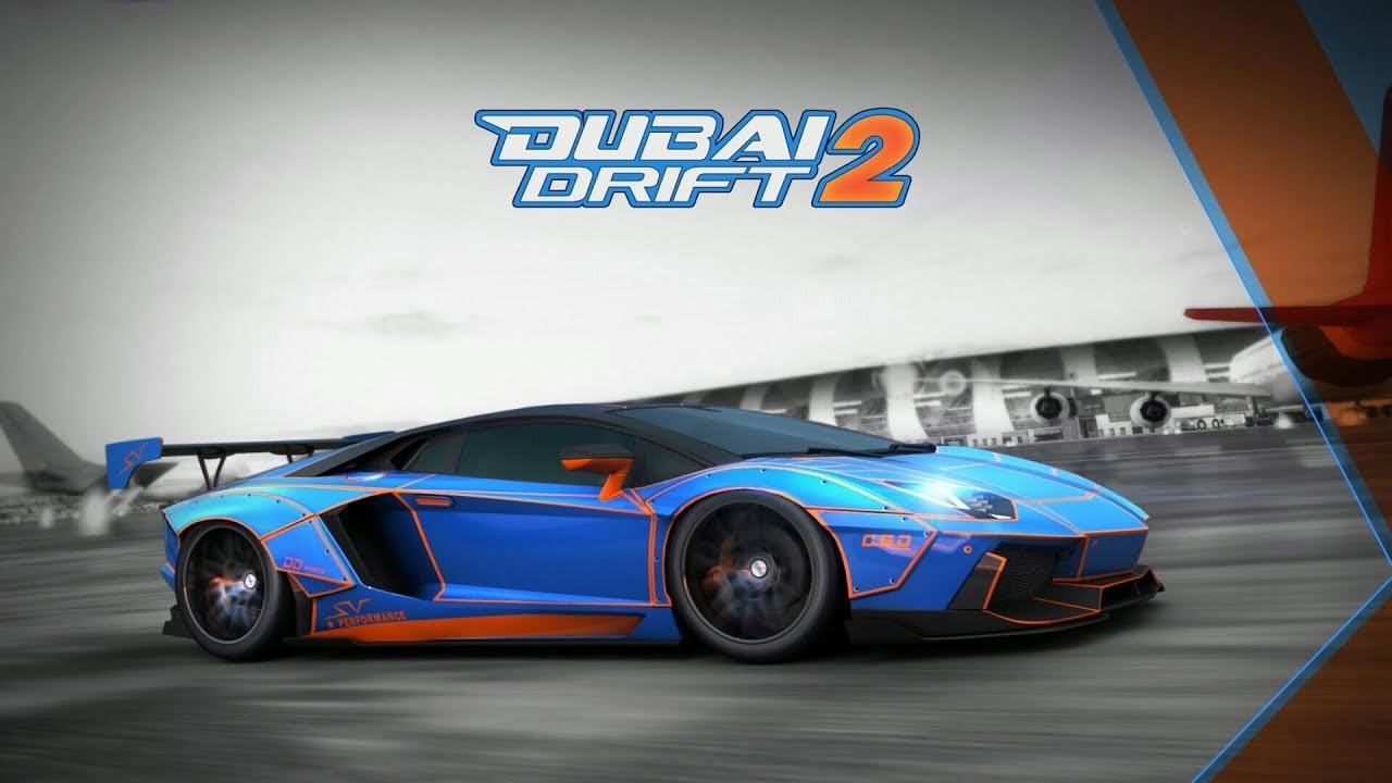 Dubai Drift 2 poster