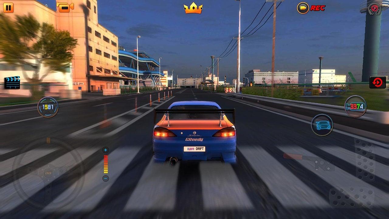 Dubai Drift 2 screen 0