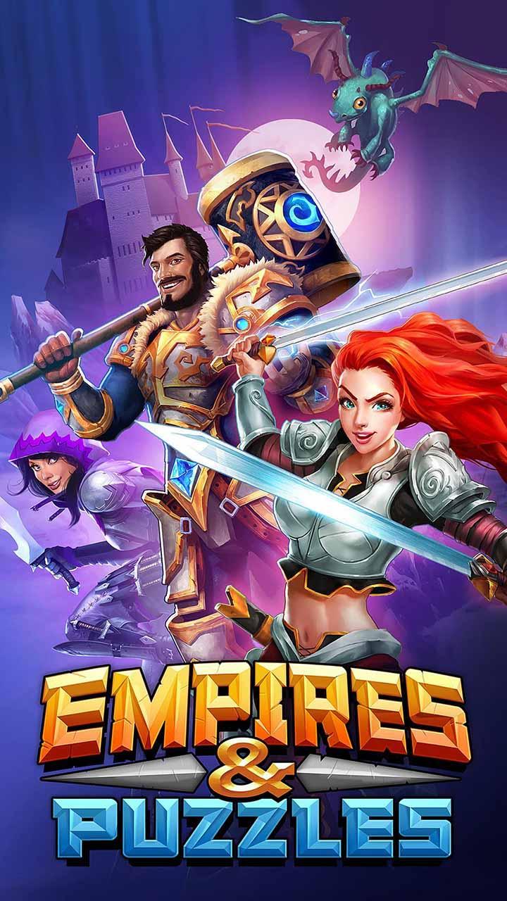 Empires & Puzzles screen 5
