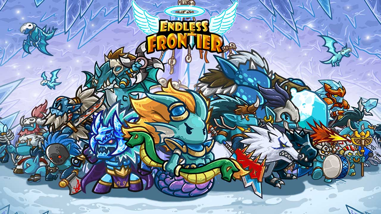 Endless Frontier poster