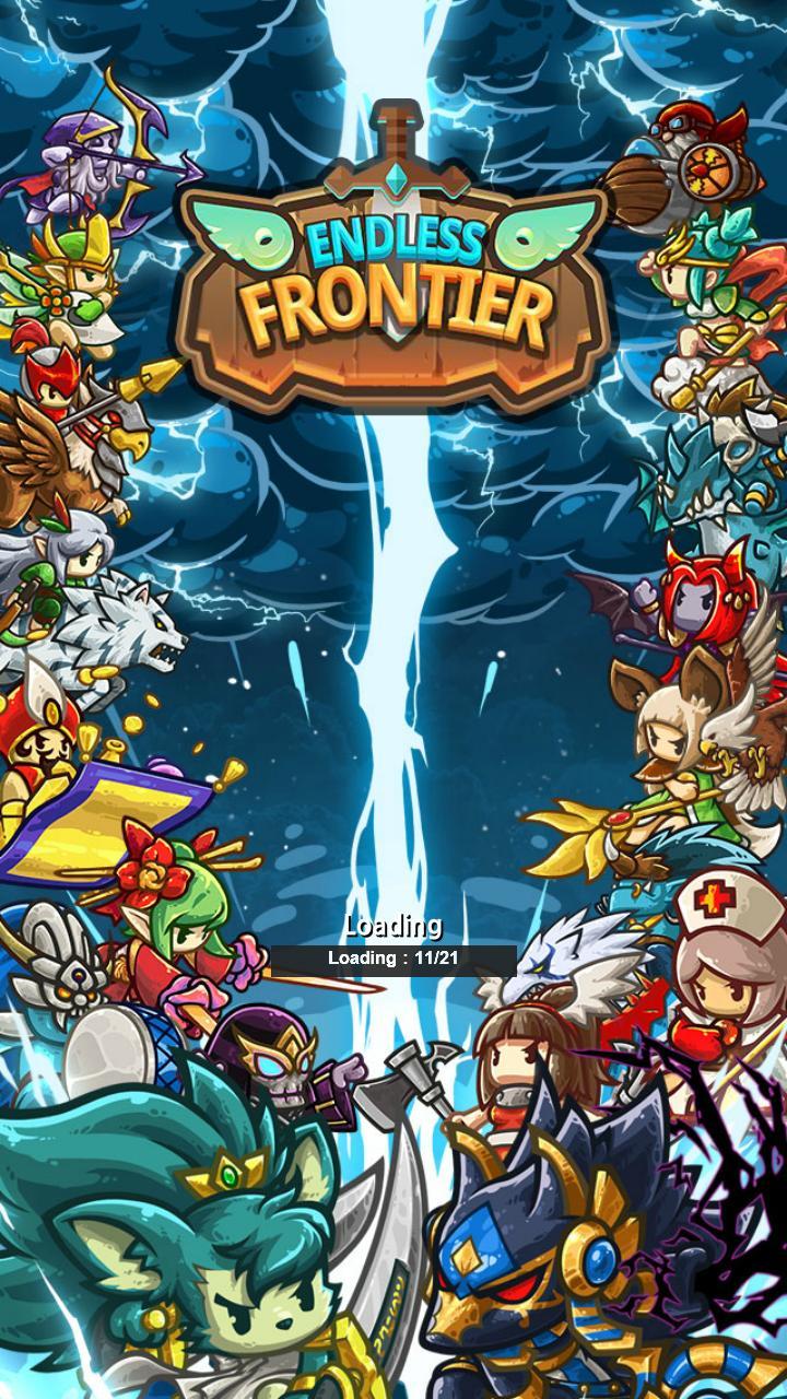 Endless Frontier screen 0
