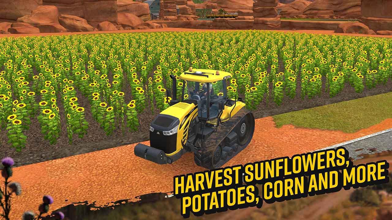 Farming Simulator 18 screen 2