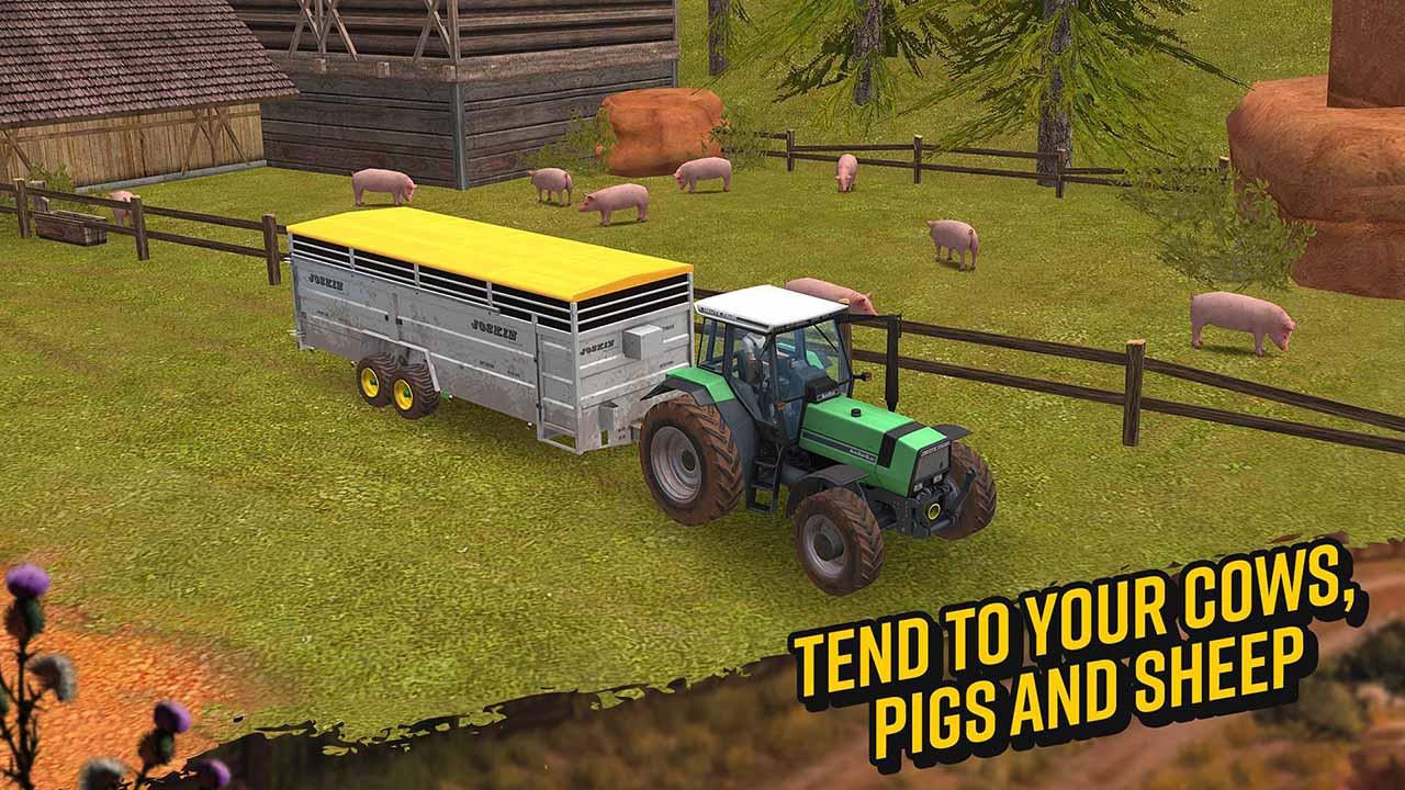 Farming Simulator 18 screen 3