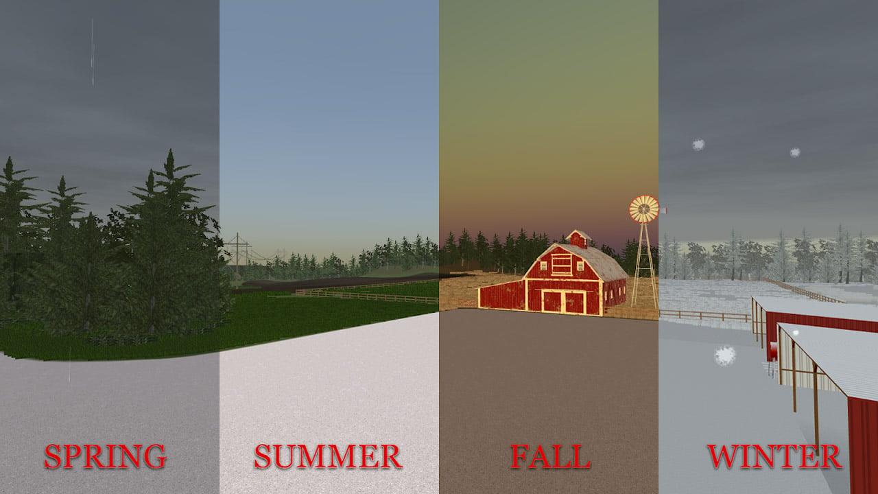 Farming USA 2 screen 2