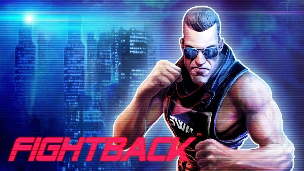 Fightback poster